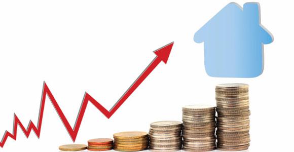 Steigender Mietpreis