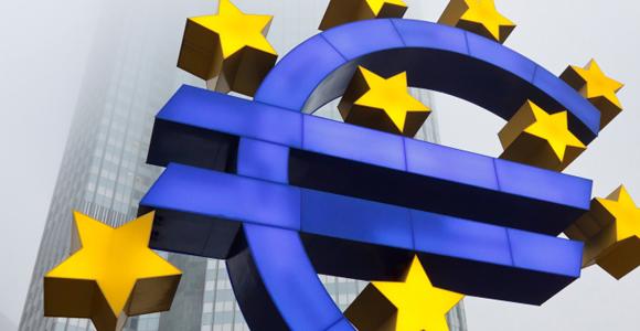 Die Europäische Zentralbank hat ihren Sitz in Frankfurt