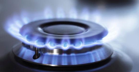 So wechselt man den Gasanbieter. gasflamme