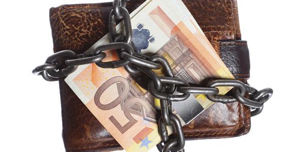 Zumindest einen gewissen Betrag kann ein Schuldner durch ein P-Konto vor der Pfaendung schuetzen.