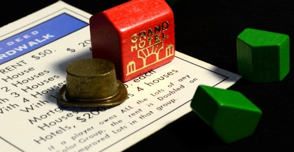 Wer wagt, gewinnt... oder verliert bei riskanten Investionen alles.