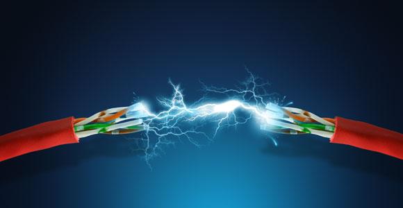 Sind internationale Spannungen Grund fuer den hohen Strompreis?