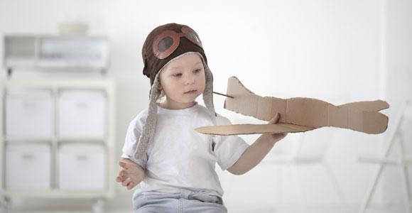 Damit sich die Kinder ihre Traeume verwirklichen koennen, ist es wichtig, schon fruehzeitig Geld zur Seite zu legen.