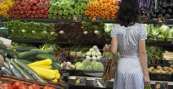 Besonders bei den Lebensmittelpreisen wird die Inflation spürbar.