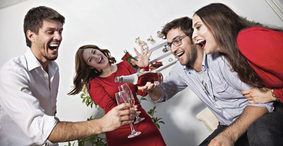 Ruhestörung im Alltag – wie laut darf ich sein – und wann?. Private Feiern sollten nicht zur Ruhestoehrung fuer Nachbarn werden.
