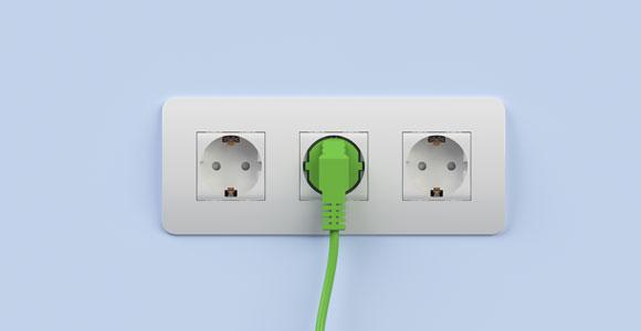 Je nach Stromanbieter schwanken die Preise pro Kilowattstunde zwischen 24 und 33 Cent.