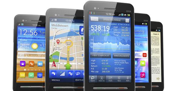 Viele Nutzer wissen nicht, wie viele Daten sie ueber ihr Smartphone weitergeben.