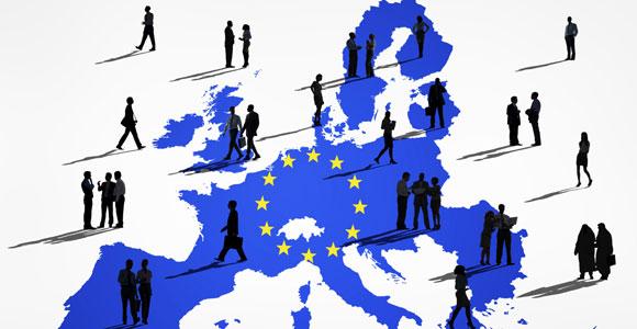 Wie unterscheiden sich die Gehaelter in Europa?