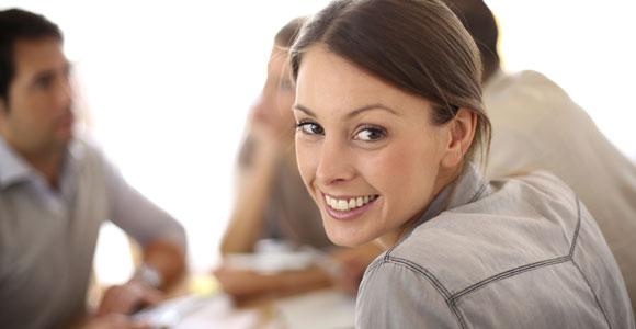 Zufriedenheit im beruf ist auch von der eigenen einstellung abhaengig