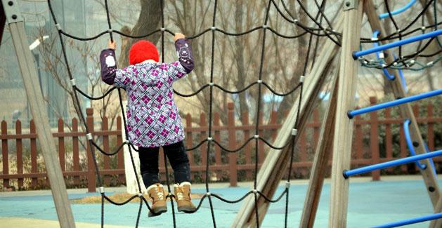 Die gesetzliche Unfallversicherung springt ein, wenn sich Kinder beim in Kindergarten oder Schule verletzen.
