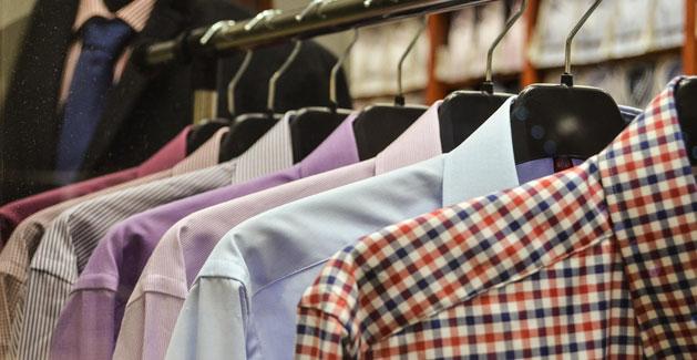 Mode mit reinem Gewissen – Recycling in der Textilbranche. Zunehmend wird auch in der Textilbranche nachhaltig produziert.