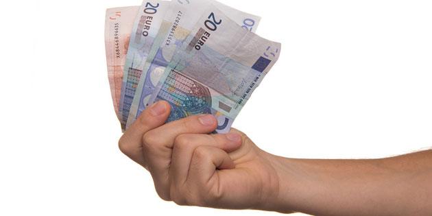 Seit 2015 gibt es wieder den sogenannten Minikredit unter 1.000, - Euro.