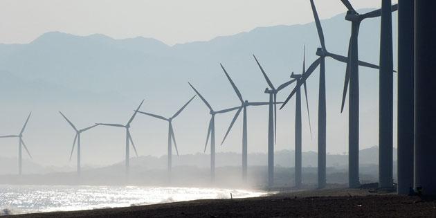 Mit dem Flexmarktmodell kann Strom aus regenerativen Quellen ideal genutzt werden.