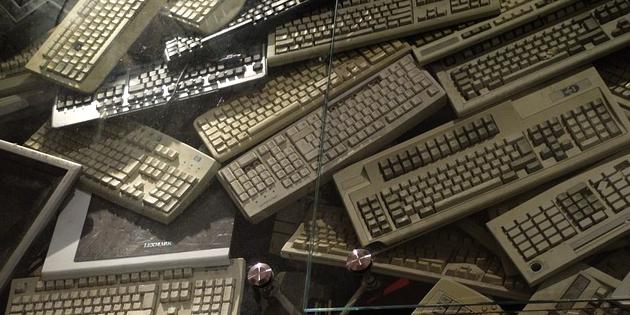 """Alte Computer und Handys sind """"echte Rohstofflager"""",wenn sie richtig entsorgt werden. Dazu soll das neue Elektrogerätegesetz in Zukunft beitragen."""