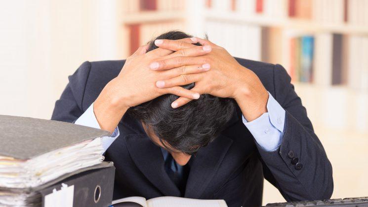 Am Arbeitsplatz regiert Misstrauen