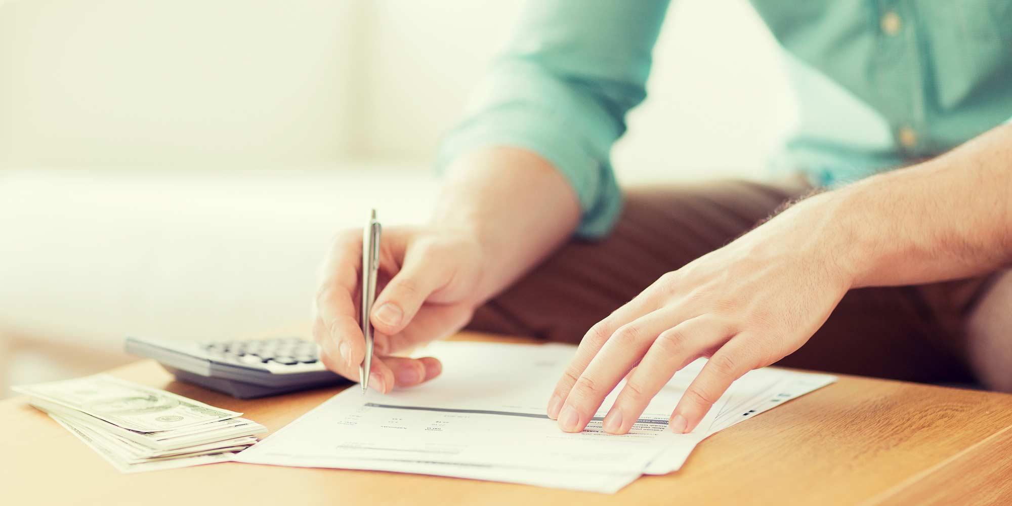 Unterscheidung: Annuitätendarlehen, Ratenkredit und endfälliges Darlehen