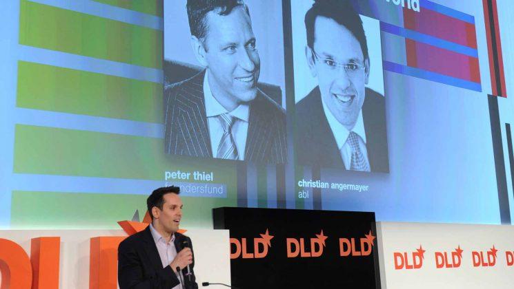 Peter Thiel: Investor auf Streifzug in Deutschlands Start-up Szene. Peter Thiel - Ein Erfolgs-Investor auf Streifzug in Deutschlands Start-up Szene