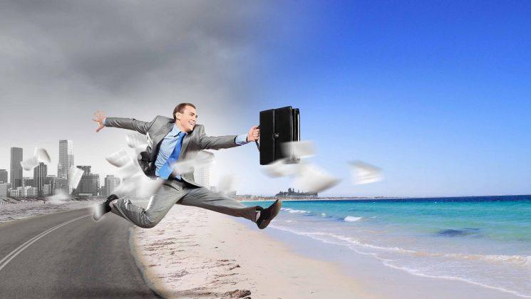 Stress vermeiden im Urlaub