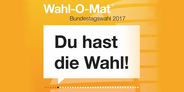 Wahl-O-Mat 2017