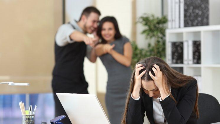 Was hilft gegen Mobbing am Arbeitsplatz?