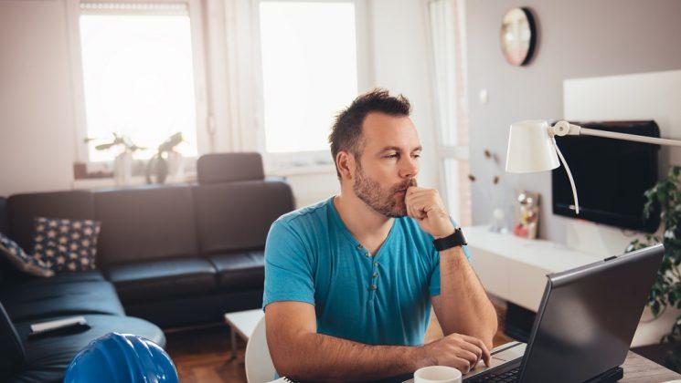 6 Gründe, warum man im Home Office entspannter arbeitet