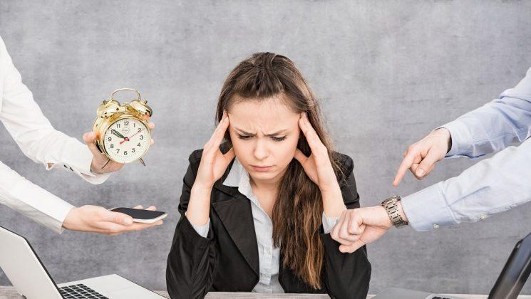 US-Studie: Arbeiten wir zu viel?