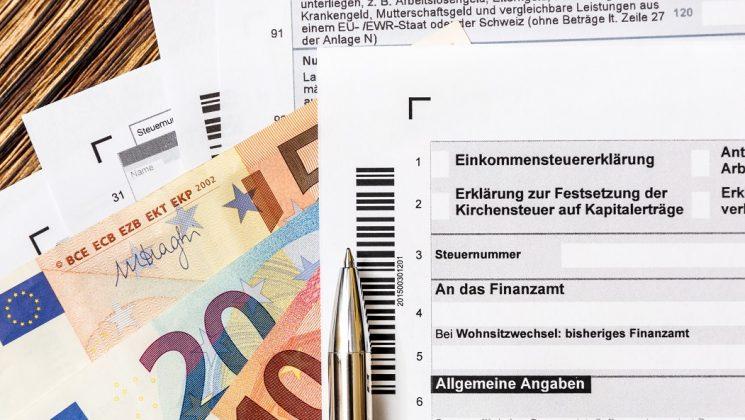 OECD: Abgaben in Deutschland sind zu hoch