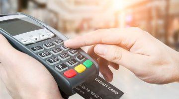 Eine Kreditkarte funktioniert über ein Drei-Parteien-System