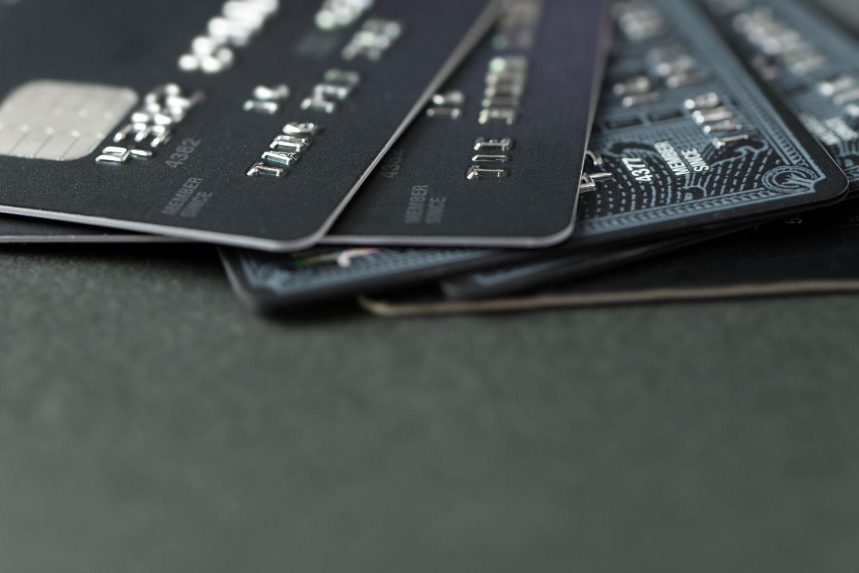 Schwarze Keditkarte: Statussymbol der Reichen